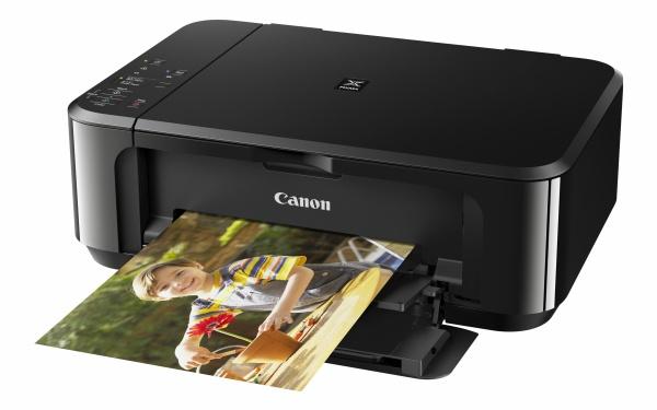 Canon Pixma MG3650 - crni