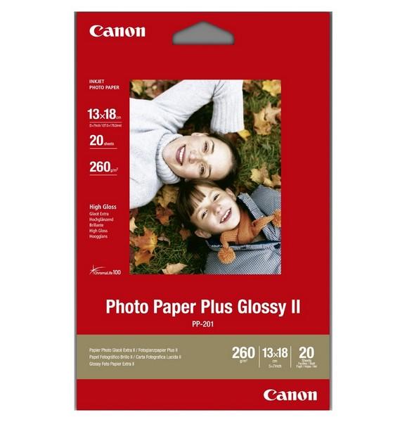 Canon Photo Paper Plus PP201 13x18 - 20L