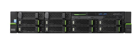 RX2540 E5-2620v4/16GB/8SFF HP/EP420i/800W/3y OS