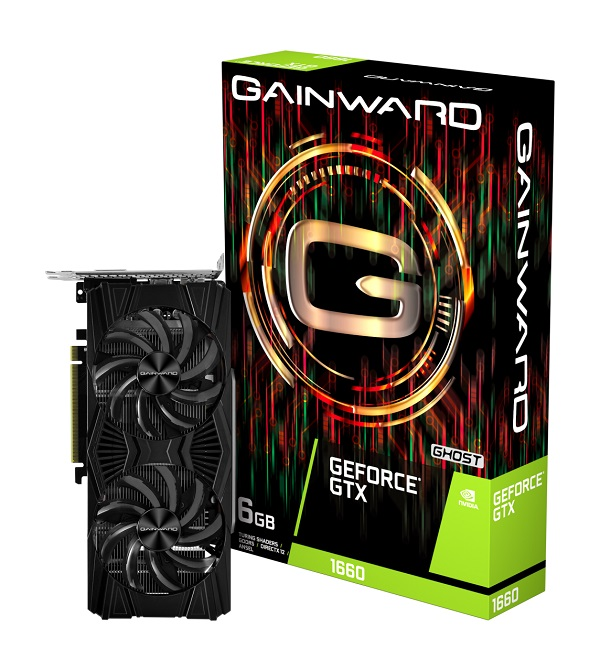 Gainward GF GTX1660 GHOST, 6GB