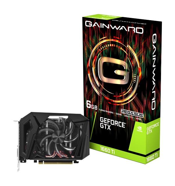 Gainward GF GTX1660Ti Pegasus, 6GB