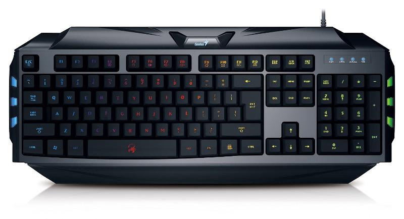 Genius Gaming Scorpion K5, USB, LED osvjetljenje