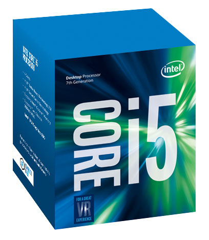 Intel Core i5 7400 3GHz,6MB, LGA 1151