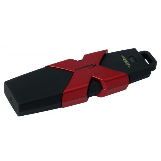 Kingston HyperX Savage, 128GB, R350/W250, USB3.0