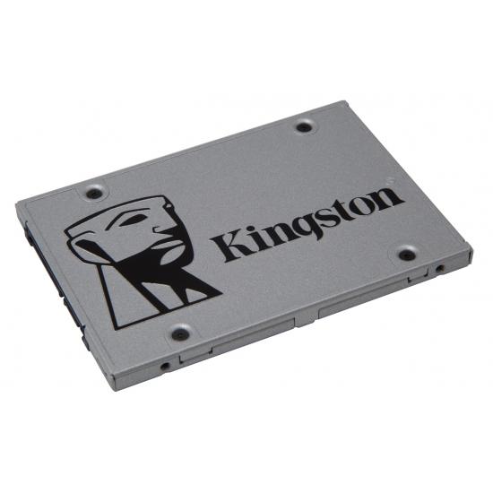 "Kingston SSD UV400, R550/W490,240GB, 7mm, 2.5"""