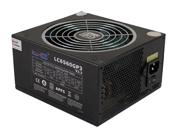 LC-Power napajanje 560W Silent, 80+ Silver, ATX