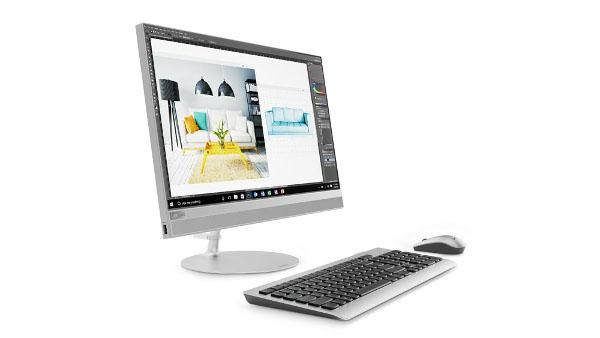 Lenovo AiO 520 i3/8GB/1TB/IntHD/21.5''FHD/DOS/silv