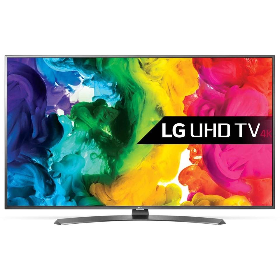 LG 49UH661V, 124cm, T2/S2, WiFi, UHD, webOS 3.0