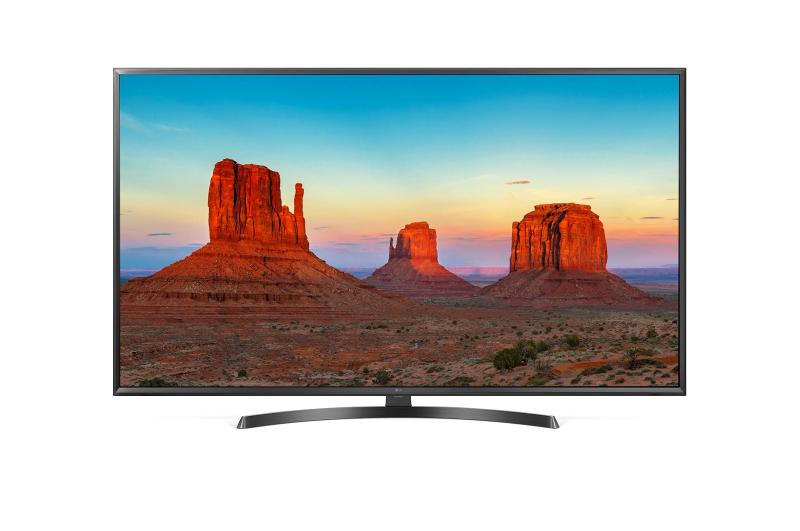 LG 49UK6470PLC, TV, 123cm, Smart, wifi, UHD, T2/S2