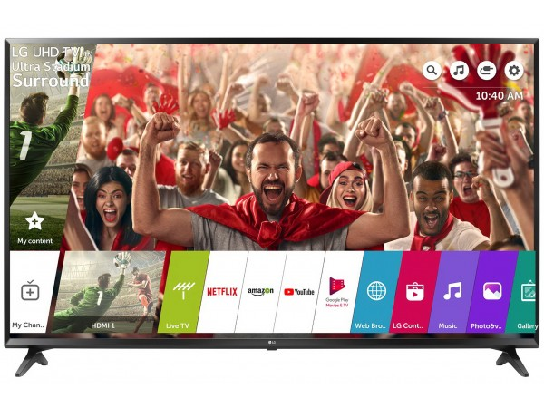 LG 55UK6100PLB LED TV, 139cm, wifi ,bt,UHD, DVB-T2