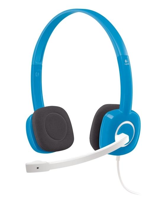 Logitech Headset H150 Sky Blue