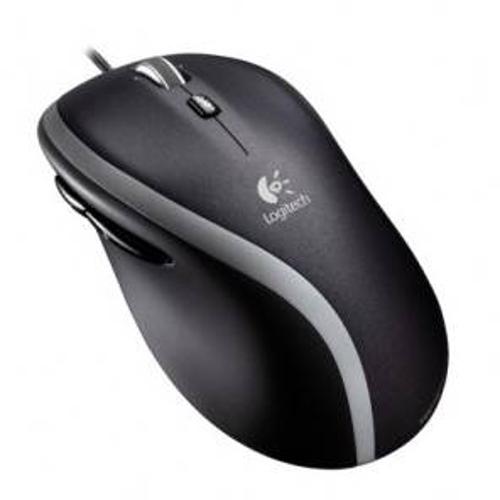 Logitech M500 crni, laserski miš