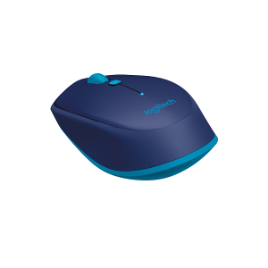 Logitech M535, bežični BT miš, plavi