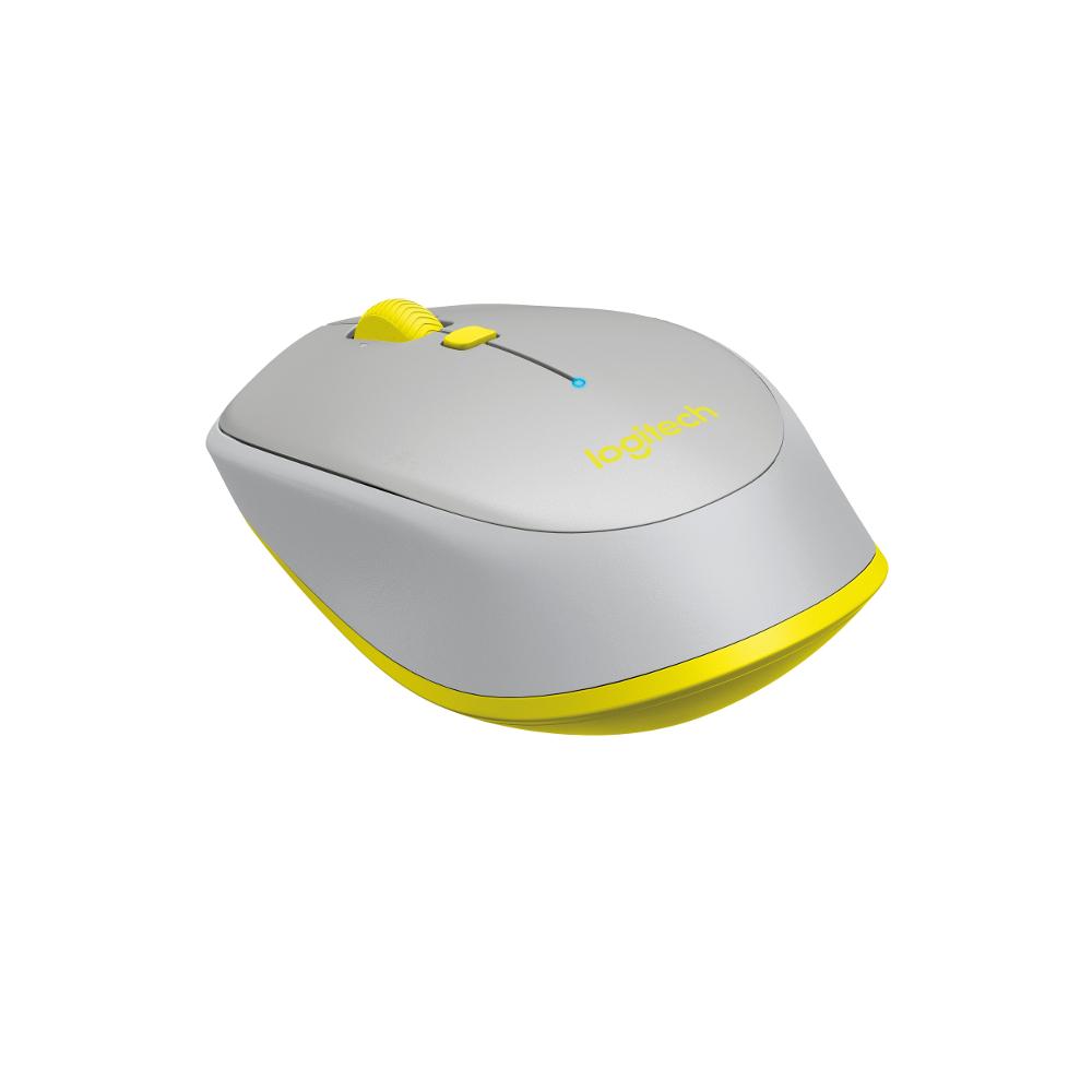 Logitech M535, bežični BT miš, siv