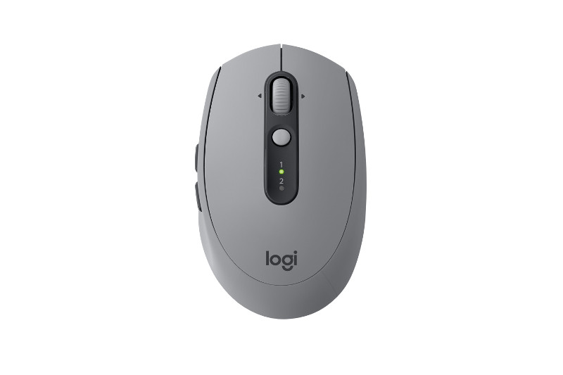 Logitech M590 Silent, bežični miš, sivi