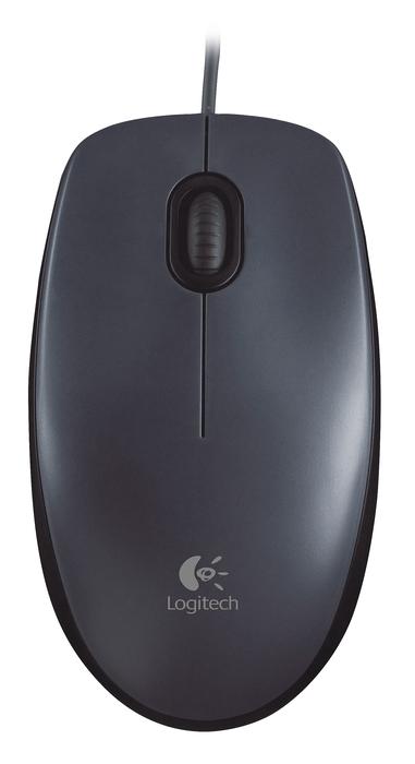 Logitech M90, optički miš