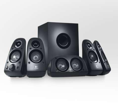 Logitech Z-506, 5.1 zvučnici