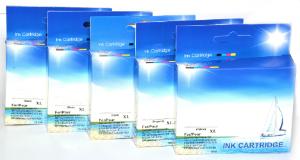 Zamjenska tinta CLI571BK,XL plava (s mikročipom)