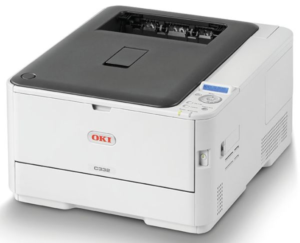 Oki C332dnw,A4,26/30ppm,PCL/PS,dup,USB,GigaEth+WL