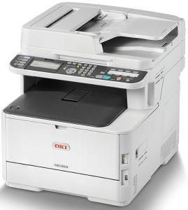 Oki MC363dnw print/scan/copy/fax, 26/30ppm, dupl.