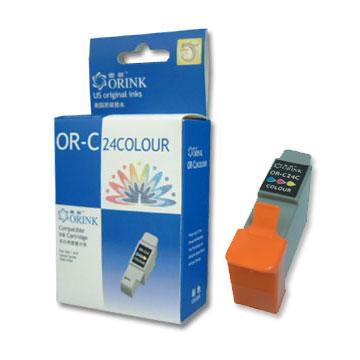 Orink Canon BCI-C24C,  BCI-C21C boja