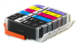 Orink tinta za Canon, PGI-580B XXL, crna