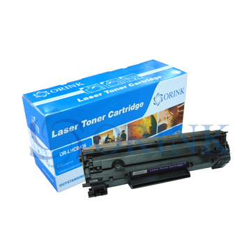 Orink HP toner LJ  P1505, CB436A, CRG713, crni