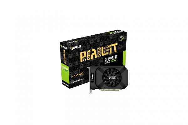 Palit GF GTX1050 StormX, 2GB GDDR5