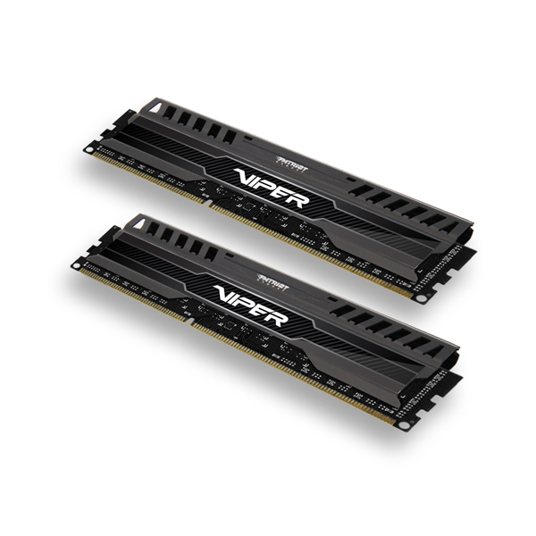 Patriot Viper3,1600Mhz,8GB (2x4GB)