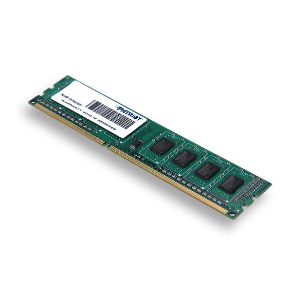 Patriot Sig.,D3, 1600Mhz, 2GB (1x 2GB)