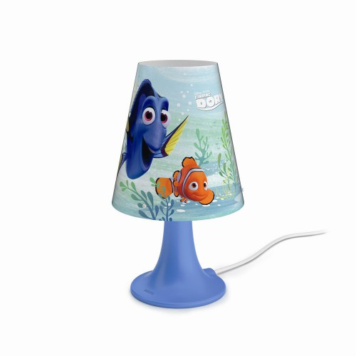 Philips stolna lampa Finding Dory, 2.3W