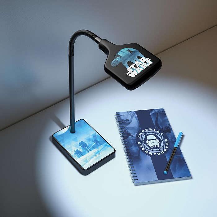 Philips stolna lampa Star Wars fleksibilna, 1x4W