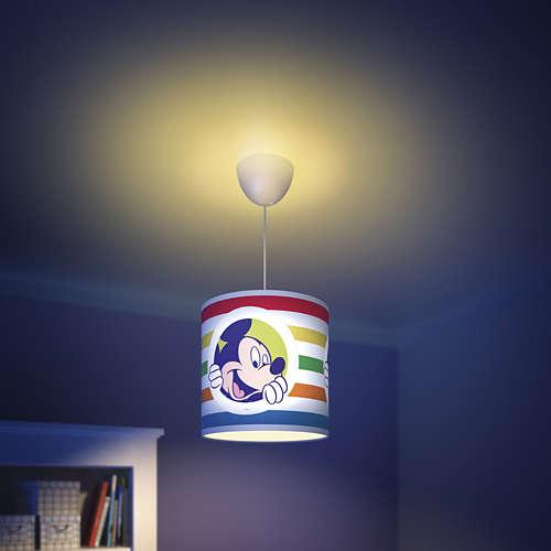 Philips viseća svjetiljka, Mickey, 1x23W, 230V