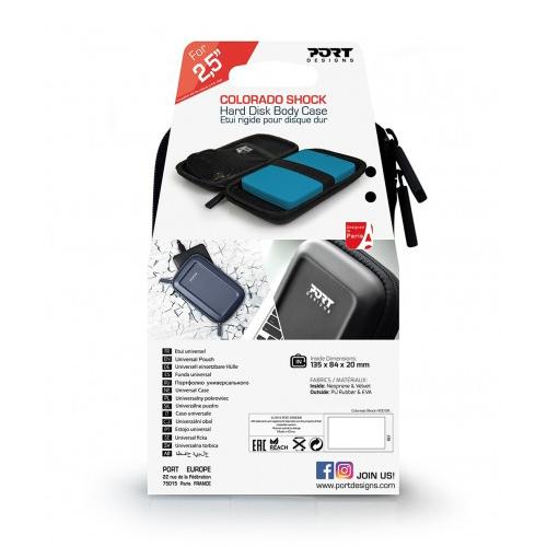 Port HDD torbica Colorado shock 2.5