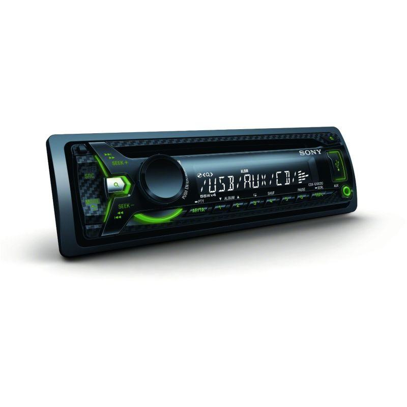 Sony auto radio CD, MP3, WMA, USB