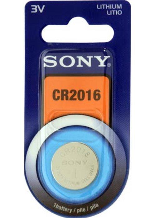Sony litij baterija, vel. CR2016, bl.