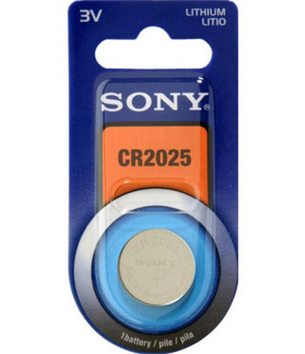 Sony litij baterija, vel. CR2025, bl. - 689478