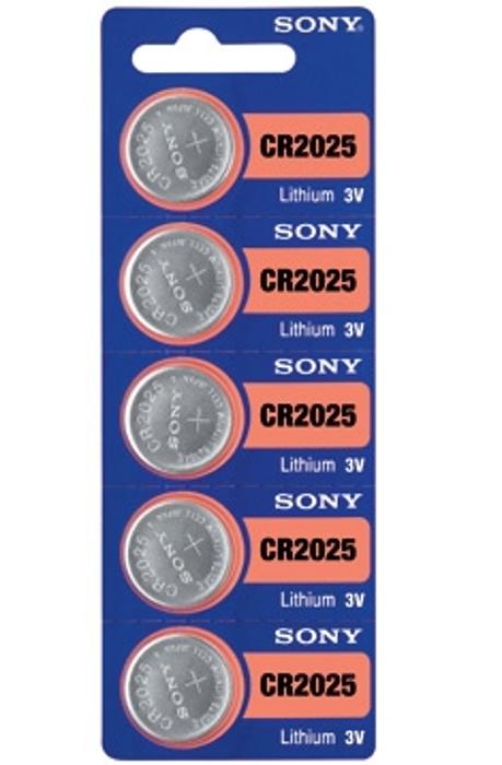 Sony litij baterija, vel. CR2025, bl. - 614454