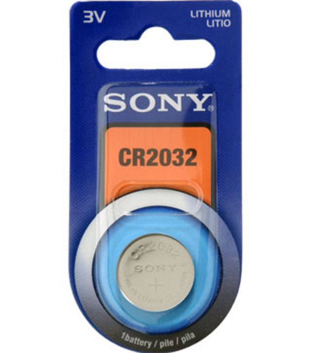 Sony litij baterija, vel. CR2032, bl.