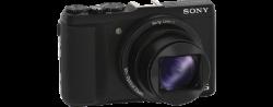 """Sony DSC-HX60B 20,4Mpx/30x/WiFi+NFC/3""""/crni"""