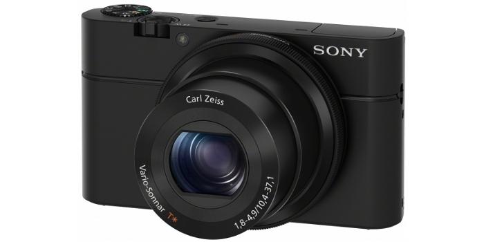 Sony RX100 20.2Mp/3.6x/3'' crni