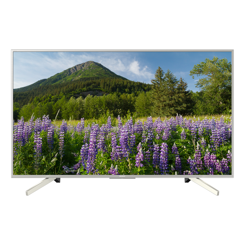 TV Sony KD-49XF7077, 123cm, 4K HDR, WiFi