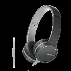 Sony MDR-ZX660AP, crne slušalice