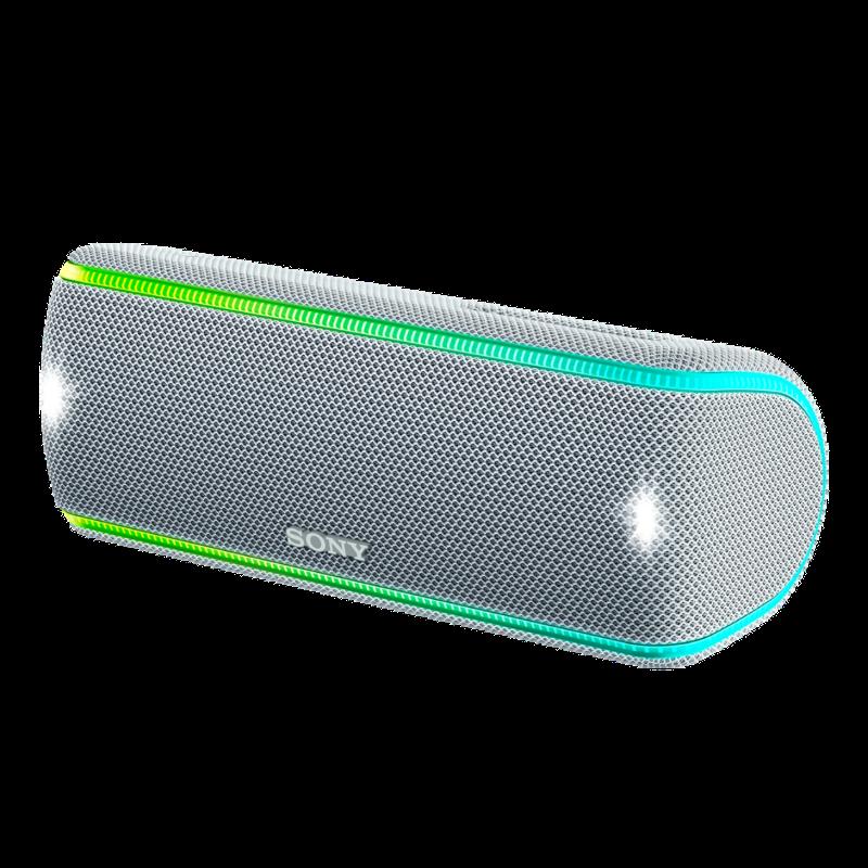 Sony SRS-XB31, prijenosni zvučnik Bluetooth,bijeli
