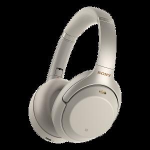 Sony WH-1000XM3, bežične slušalice, srebrne