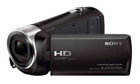 "Sony HDR-CX240EB 8.9Mp/27x/2.7"" FullHD crna"