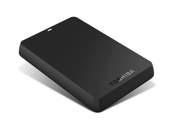 Toshiba CANVIO Basics 500GB,USB3,crni
