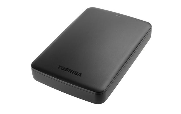 Toshiba CANVIO Basics 2TB,USB3,crni
