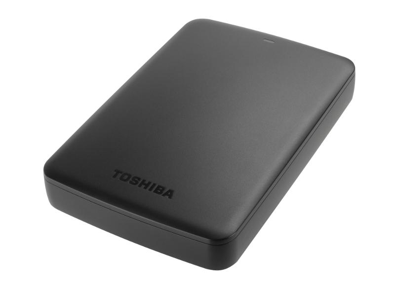 Toshiba CANVIO Basics 3TB,USB3,crni