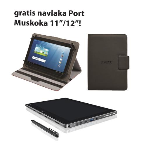 """Toshiba WT310 i5/4GB/SSD256GB/IntHD/W8P/11.6"""""""